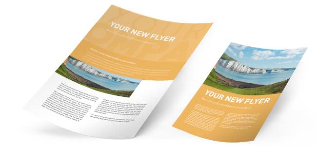 Buy ad insert printing from Eastbourne Sussex