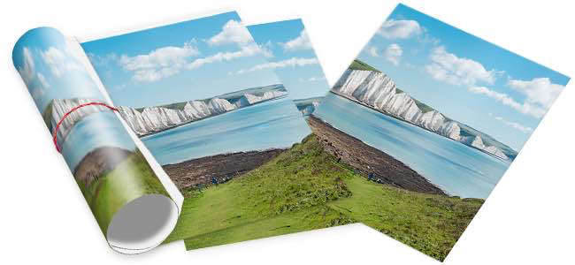 Buy advertising posters from Eastbourne Sussex